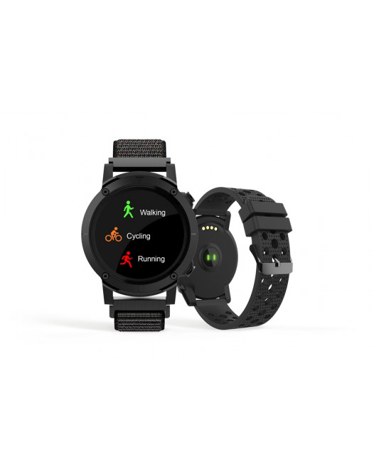 Relógio Smart watch Seculus Preto 79004OSVNV2
